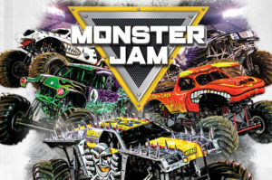 Monster Jam Comes to Raymond James Stadium @ Raymond James Stadium