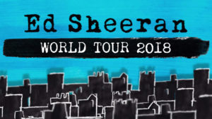Ed Sheeran: 2018 North American Stadium Tour - Raymond James Stadium @ Raymond James Stadium
