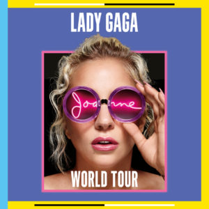 Lady Gaga: Joanne World Tour @ Amalie Arena