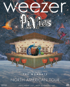 Weezer & Pixies - MIDFLORIDA Credit Union Amphitheater @ MIDFLORIDA Credit Union Amphitheater