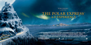 Polar Express 4-D Experience @ Florida Aquarium | Tampa | Florida | United States