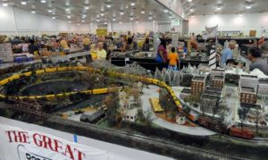 TAMPA MODEL TRAIN SHOW AND SALE @ Florida State Fairgrounds