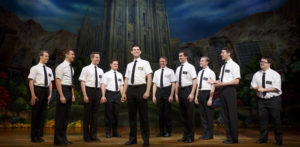 The Book Of Mormon Musical @ Carol Morsani Hall- The Straz Center